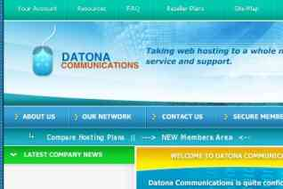 Datona Communications reviews and complaints