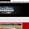 David Stanleys Riverside Chevrolet
