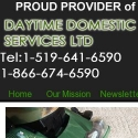 Daytime Domestic Services