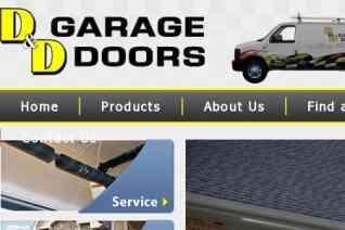 DD Garage Doors reviews and complaints