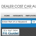 Dealer Cost Car Audio