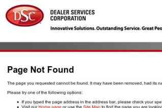 Dealer Services Corporation reviews and complaints