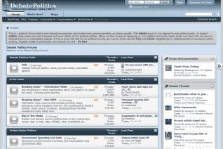 Debate Politics reviews and complaints