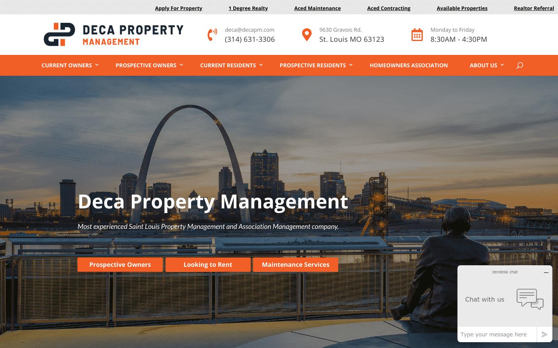 Deca Property Management reviews and complaints