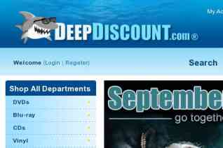 DeepDiscount reviews and complaints