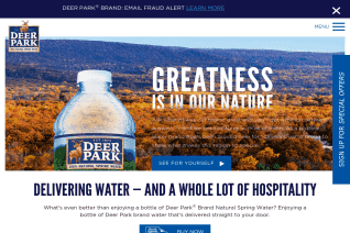 Deer Park Water reviews and complaints