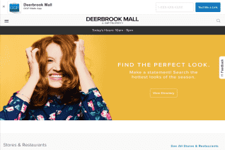 Deerbrook Mall reviews and complaints