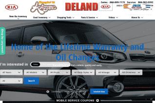 DeLand Kia reviews and complaints