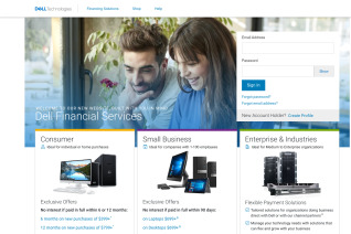 Dell Financial reviews and complaints