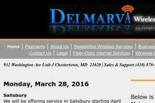 Delmarva Wifi reviews and complaints