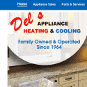 Dels Appliance Heating and Cooling