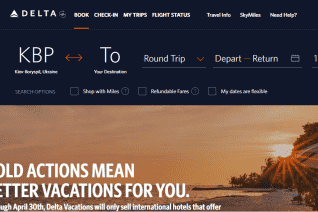 Delta Airlines reviews and complaints