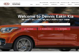 Dennis Eakin Kia reviews and complaints