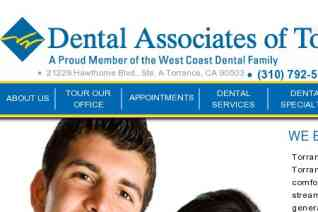 Dental Associates of Torrance reviews and complaints