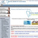 Dental Board of California reviews and complaints