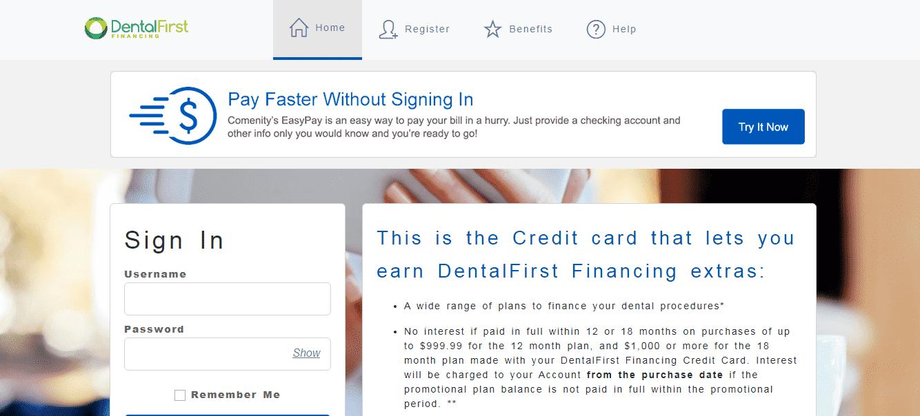 DentalFirst Financing reviews and complaints