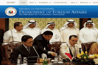 Department Of Foreign Affairs Of The Philippines reviews and complaints