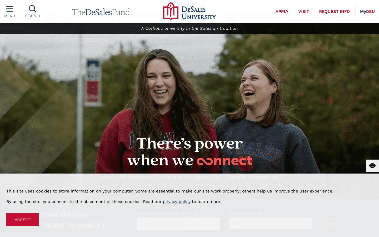 DeSales University reviews and complaints