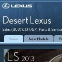 Desert Lexus