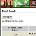 Desert Tickets