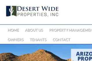 Desert Wide Properties reviews and complaints
