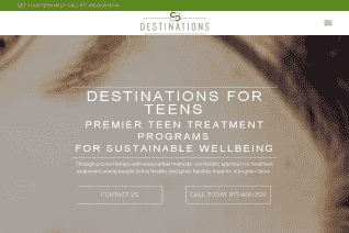 Destinations for Teens reviews and complaints