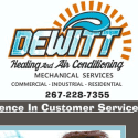Dewitt Heating And Air Conditioning reviews and complaints