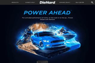 DieHard Batteries reviews and complaints