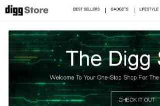 Digg Store reviews and complaints