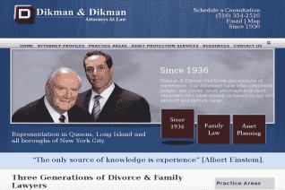 Dikman And Dikman reviews and complaints