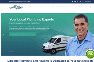 Diliberto Plumbing reviews and complaints
