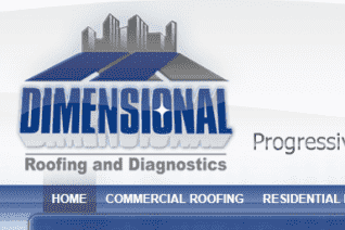 Dimensional Roofing And Diagnostics reviews and complaints