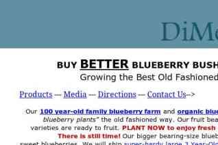 Dimeo Farms reviews and complaints