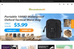 Dinointhebox Com reviews and complaints