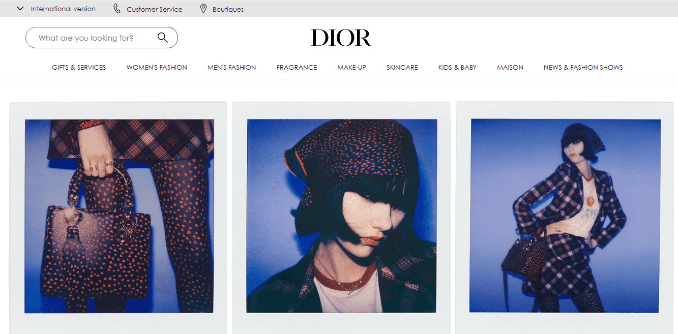 Dior reviews and complaints