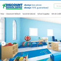 Discount School Supply reviews and complaints