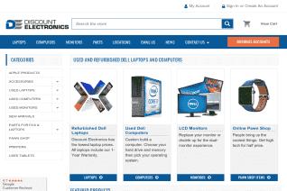 DiscountElectronics reviews and complaints