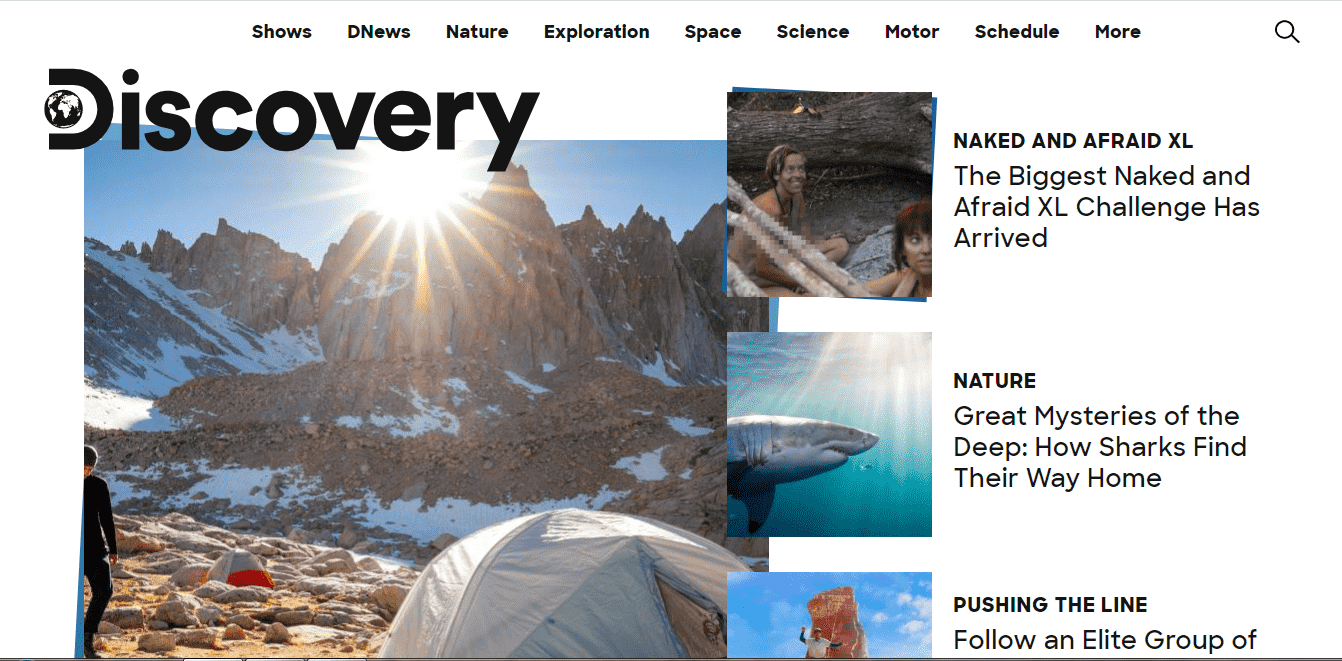 Discovery Channel reviews and complaints