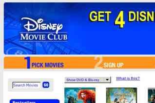 Disney Movie Club reviews and complaints