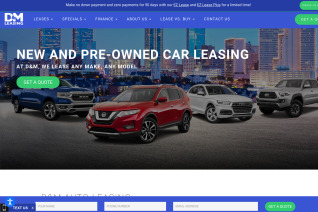 DM Auto Leasing reviews and complaints