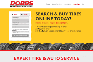 Dobbs Tire And Auto Centers reviews and complaints