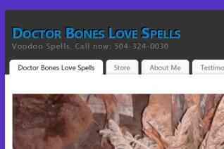 Doctor Bones Love Spells reviews and complaints