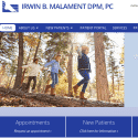 Doctor Irwin B Malament reviews and complaints