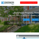 Dodson Property Management reviews and complaints