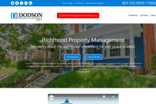 Dodson Property Management reviews and complaints