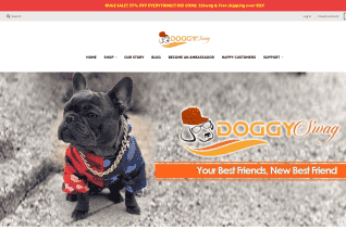 Doggy Swag Shop reviews and complaints