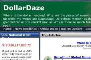 Dollar Daze reviews and complaints