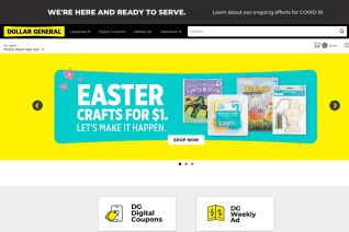 Dollar General Corporation reviews and complaints