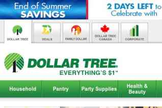 Dollar Tree Stores reviews and complaints