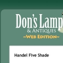 Dons Lamps and Antiques